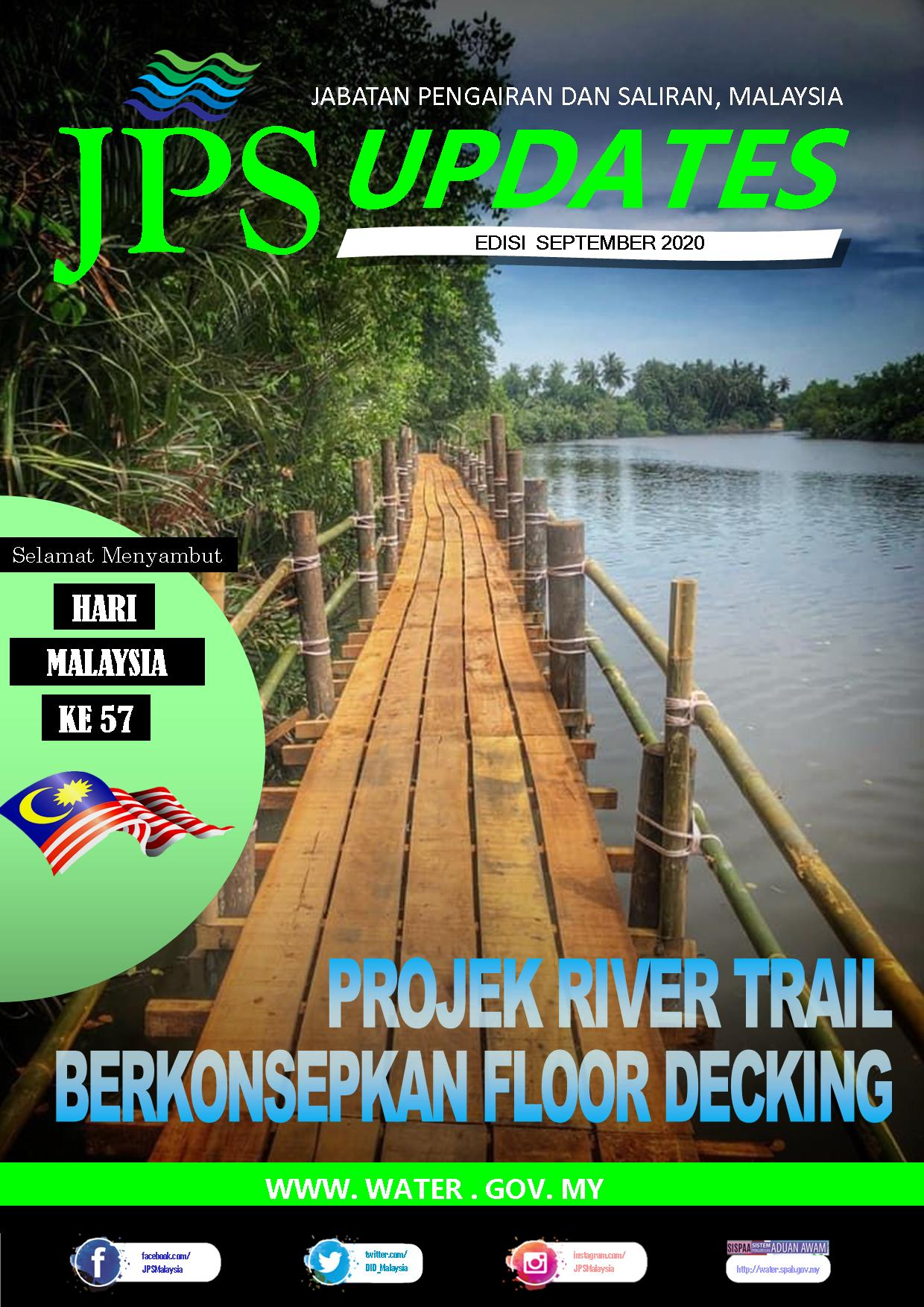 JPS Updates September